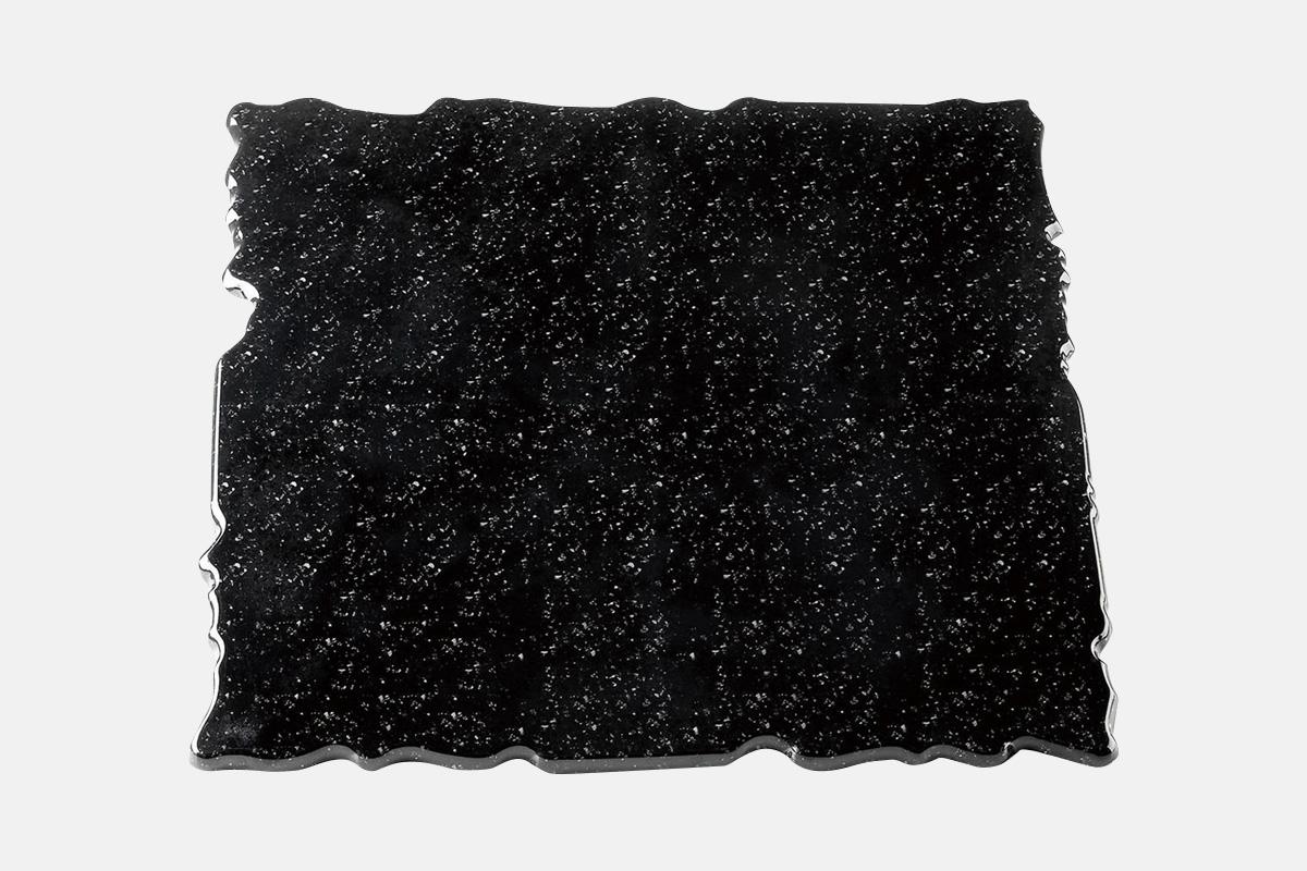 花崗岩板  黒  6060