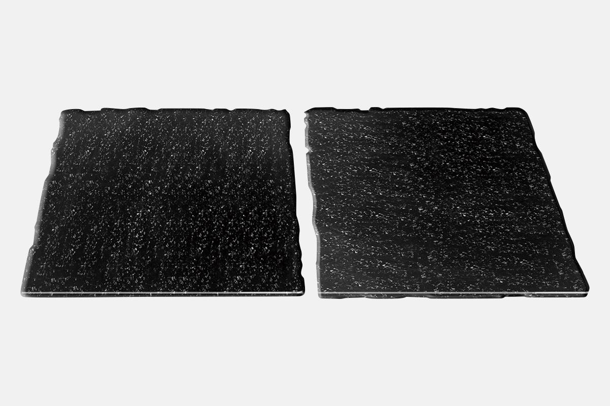 花崗岩板  黒  7660