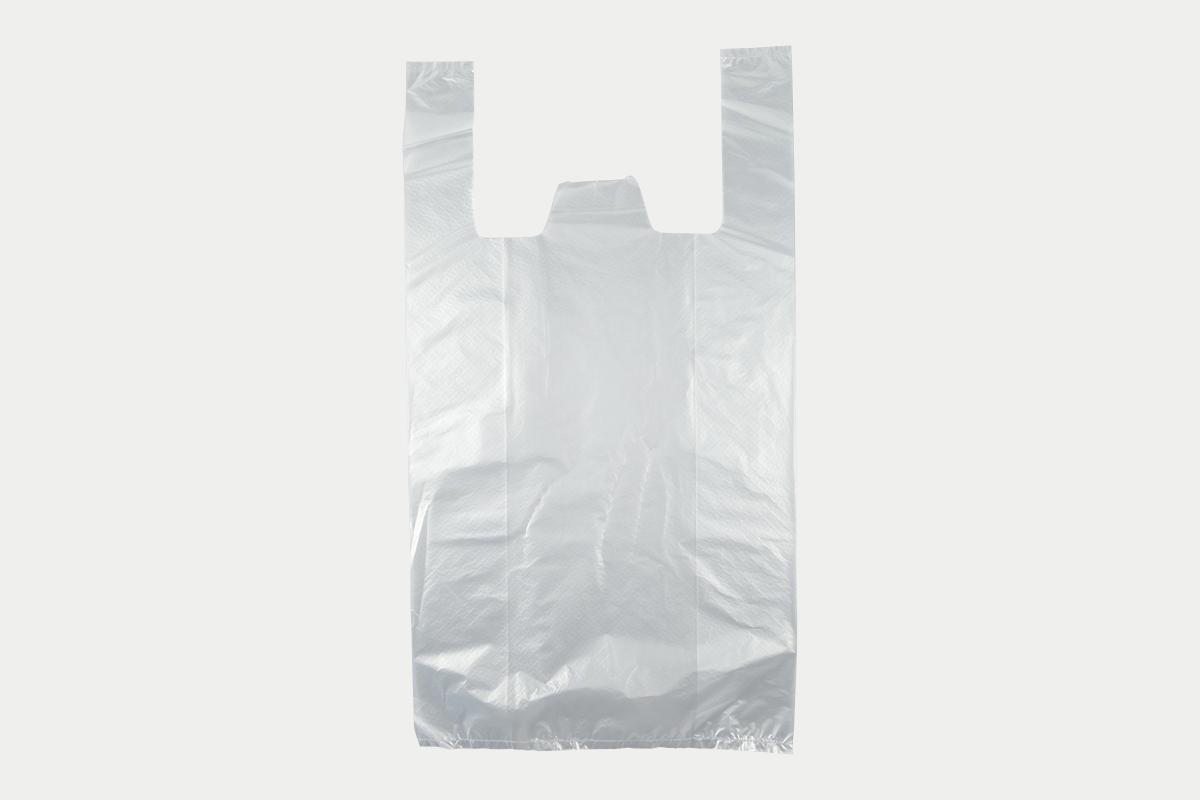 レジ袋  LL半透明