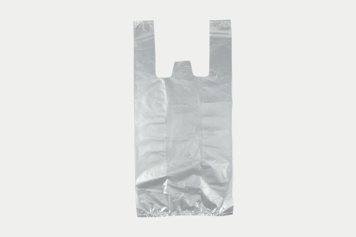 レジ袋  S  半透明