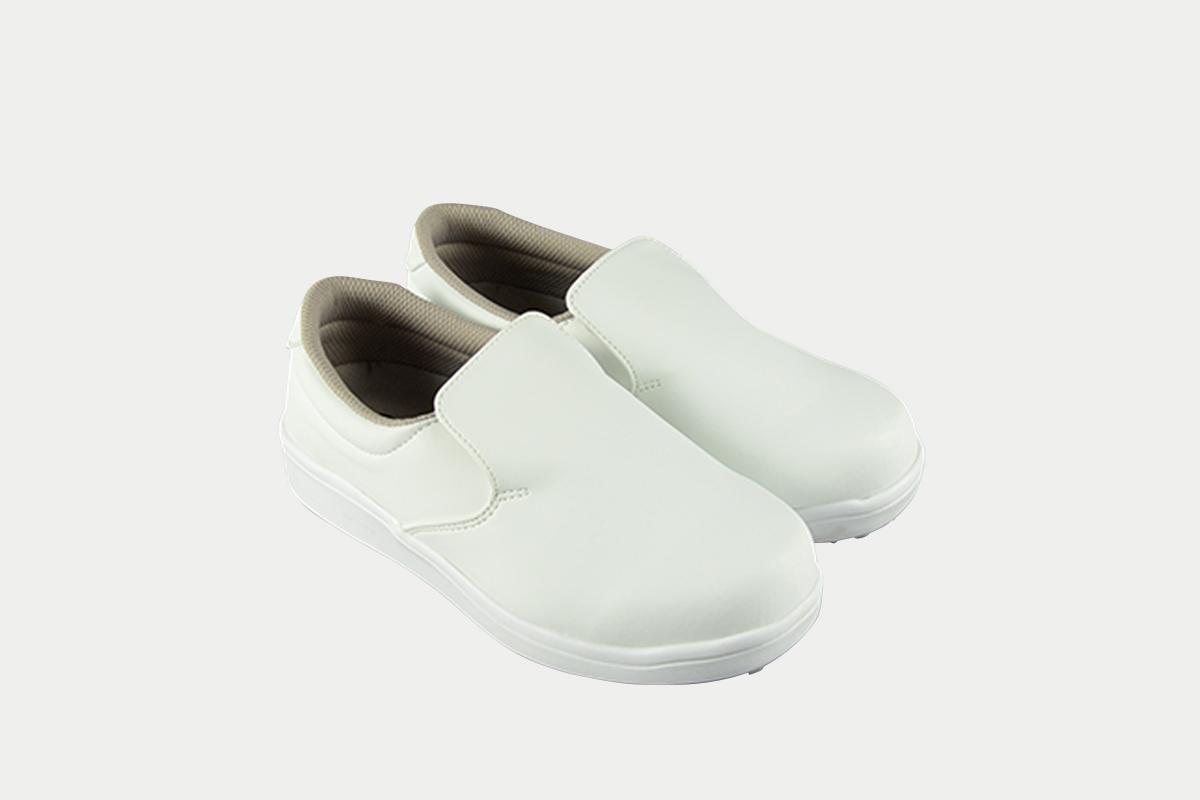 短靴シェフグリップ白29.0cm