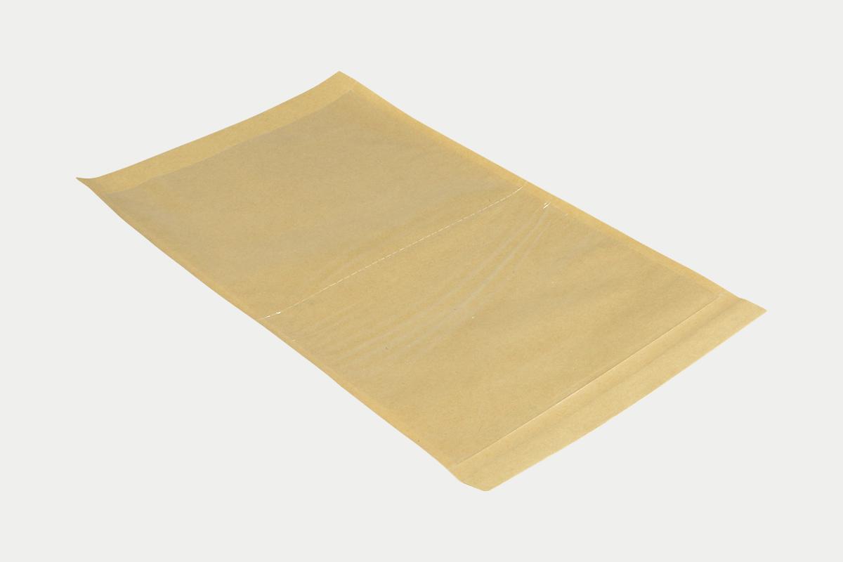 焼き芋平袋  片面クリア