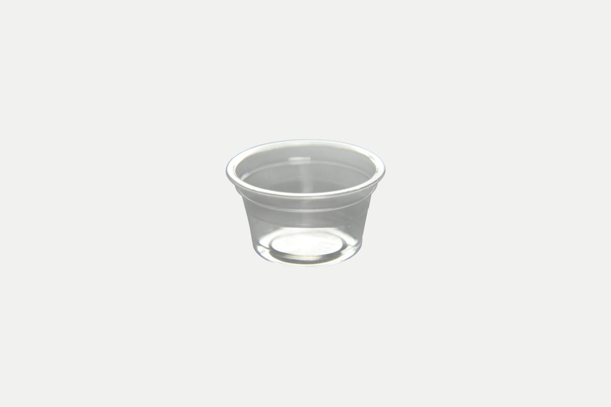 PETカップ0.75oz-45