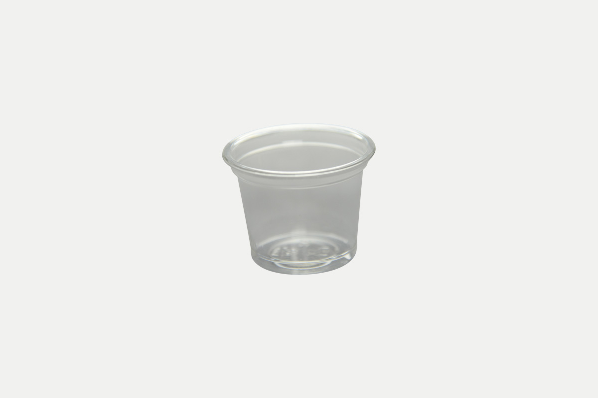PETカップ0.9oz-45
