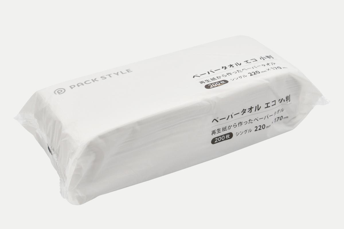 PSペーパータオル  エコ  小判