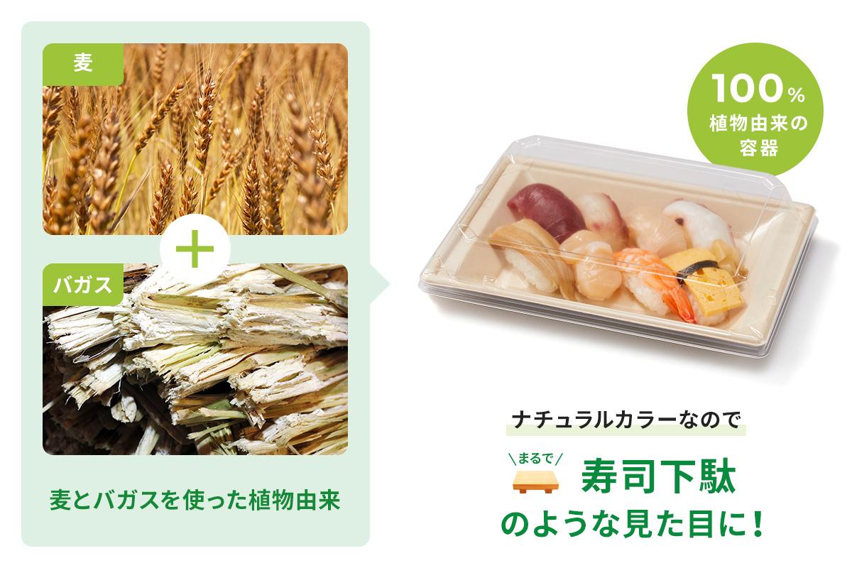 WB寿司容器N-10ラミ